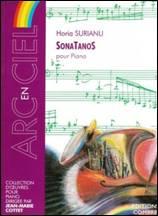Horia SURIANU : SonaTanoS pour piano