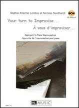 Sophie ALLERME LONDOS & Nicolas NEIDHARDT : Your turn to improvise…