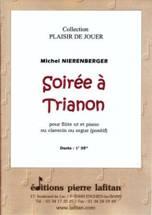Michel NIERENBERGER : Soirée à Trianon