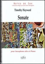 Timothy HAYWARD : Sonate