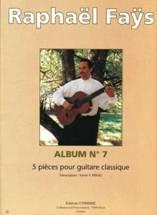 Raphaël FAŸS : Album n°7