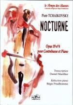 Piotr TCHAÏKOVSKY : Nocturne op.19 n°4