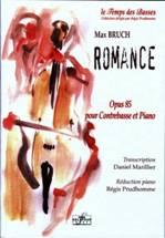 Max BRUCH : Romance op.85