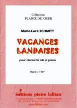 Marie-Luce SCHMITT : Vacances landaises