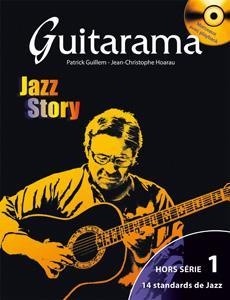 Patrick GUILLEM & Jean-Christophe HOARAU : Guitarama