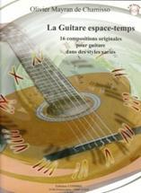 Olivier MAYRAN DE CHAMISSO : La guitare espace-temps.