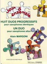 Alain MARGONI : Huit duos progressifs