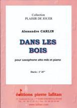 Alexandre CARLIN : Dans les bois