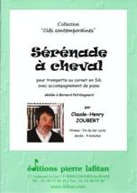 Claude-Henry JOUBERT : Sérénade à cheval