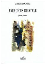 Germain COGNITO : Exercices de style
