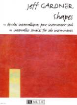 Jeff GARDNER : Shapes
