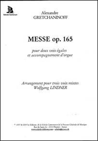Messe op.165