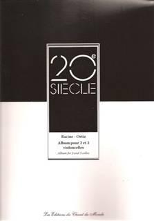 Album pour 2 et 3 violoncelles.