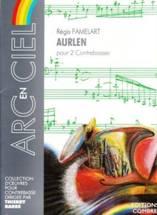 Aurlen pour 2 contrebasses.