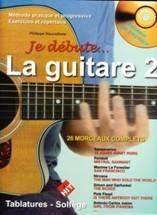 Je débute la guitare. Vol. 2.