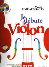 Valérie BIME-APPARAILLY : Je débute le violon / Je débute l'alto