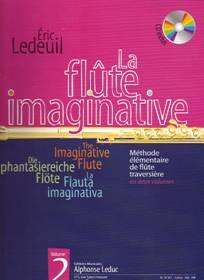 Éric LEDEUIL : La flûte imaginative.