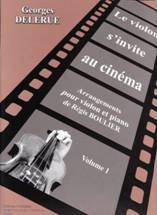 Georges DELERUE : Le violon s'invite au cinéma