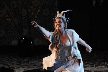 À l'Opernhaus de Zurich, La Femme sans ombre, entre symbolisme et abstraction...