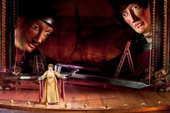 Béatrice et Bénédict à l'Opéra Comique.