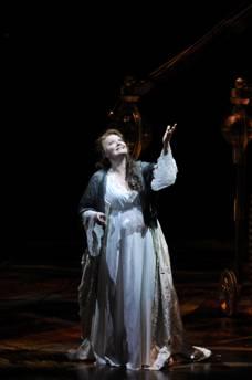 Création d'Émilie, nouvel opéra de Kaija Saariaho à l'Opéra de Lyon.