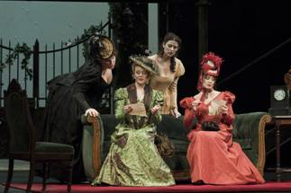 Falstaff au Théâtre des Champs-Élysées.