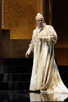Giuseppe VERDI : Simone Boccanegra.  Mélodrame en un prologue & trois actes.