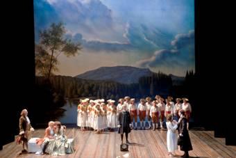 Ambroise THOMAS : Mignon.  Opéra-comique en trois actes.