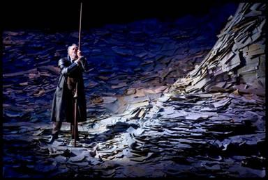 Jules MASSENET : Don Quichotte.  Comédie héroïque en cinq actes.