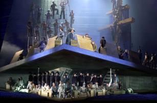 Benjamin BRITTEN : Billy Budd.  Opéra en deux actes.