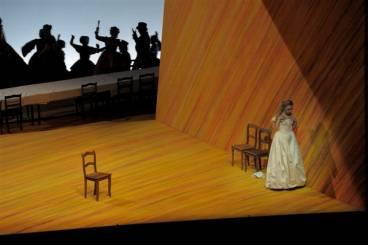 Éblouissante reprise d'Eugène Onéguine à l'Opéra Bastille.